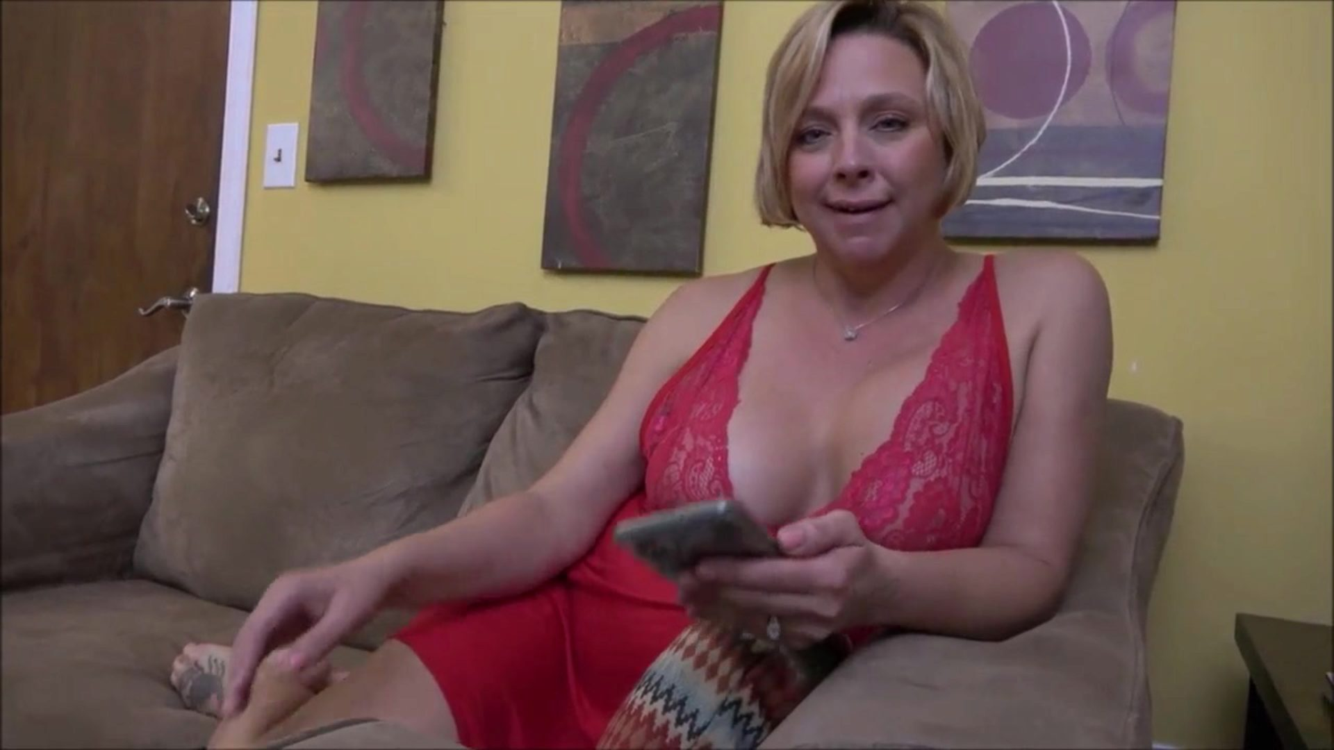 Step Mom Fucked The Ass